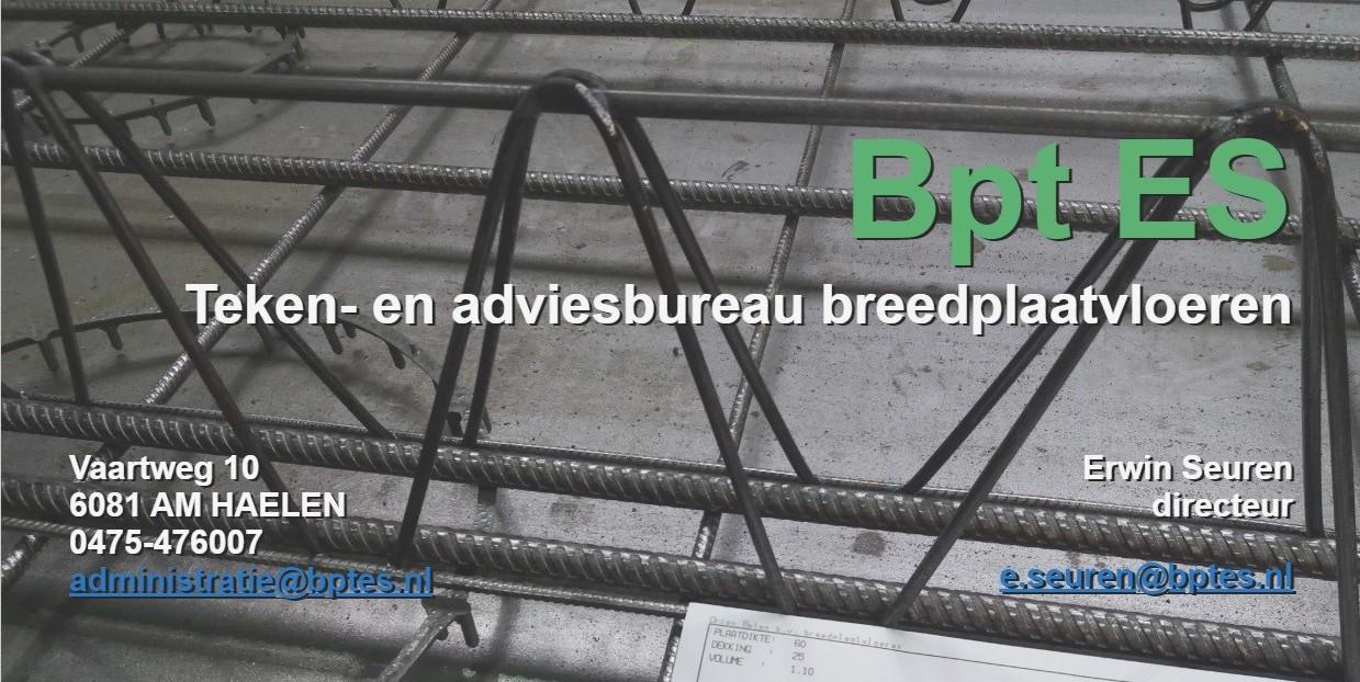 Bpt ES Teken- en adviesbureau breedplaatvloeren