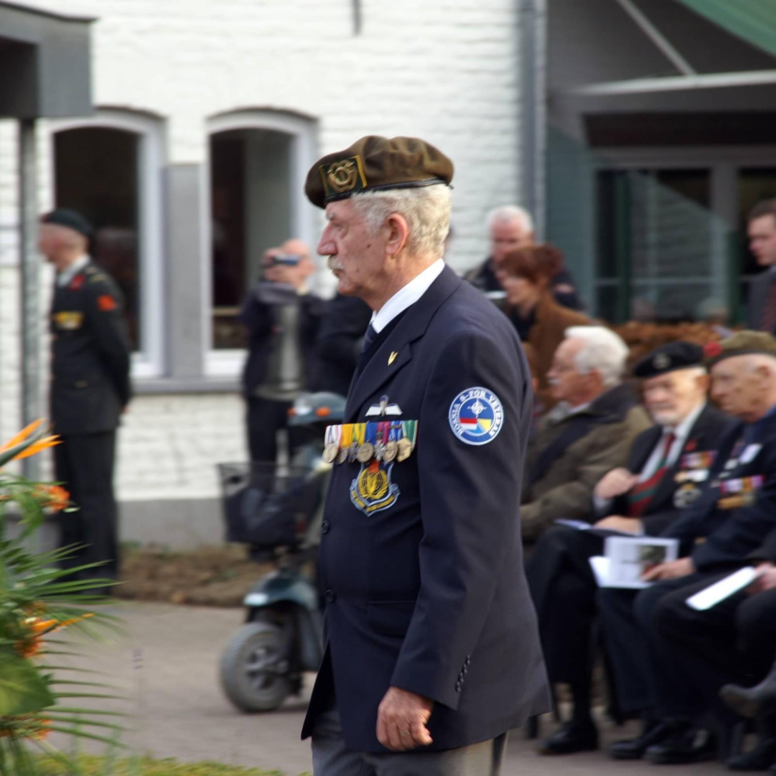 Herdenking 2008