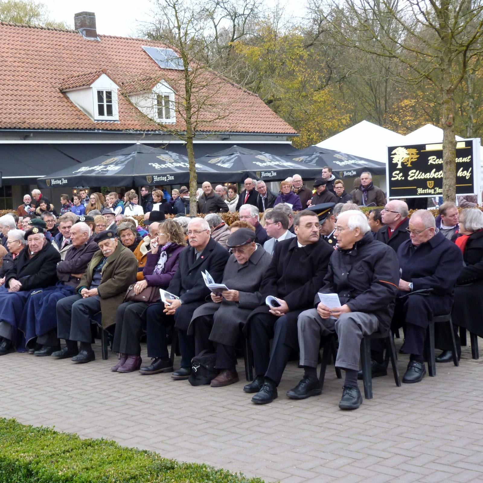 Herdenking 2012