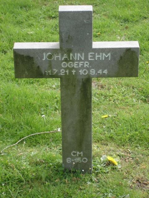 Johann Ehm