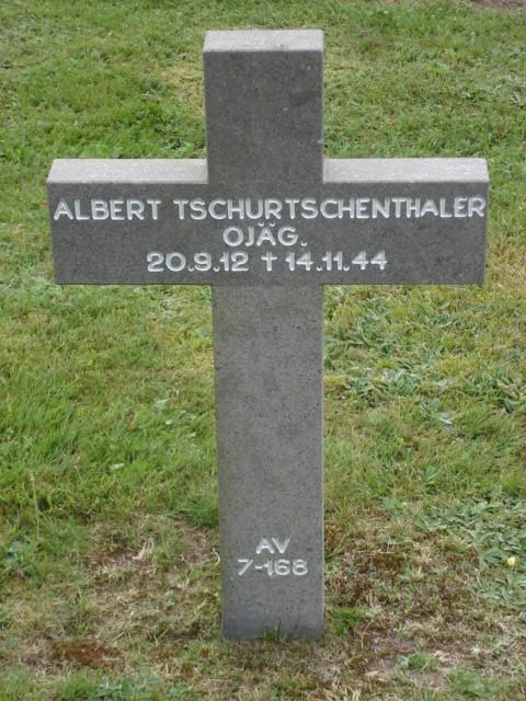 Albert Tschurtschenthaler
