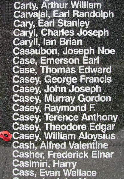 William Aloysius Casey