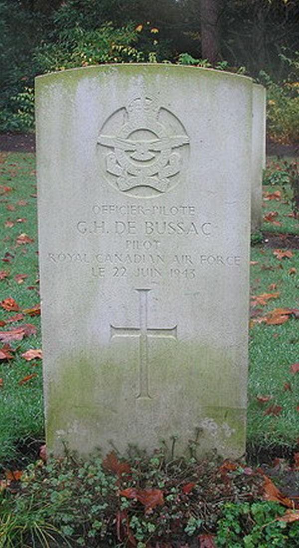 George Henri De Bussac