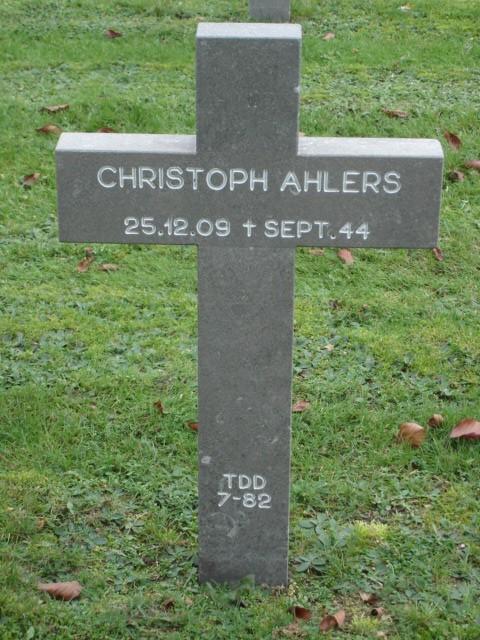 Christoph Ahlers