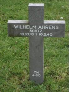 Wilhelm Karl Friedrich Ahrens