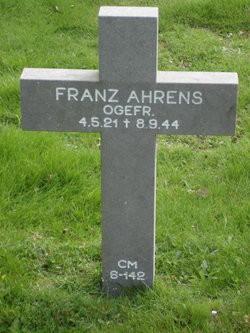 Franz Ahrens