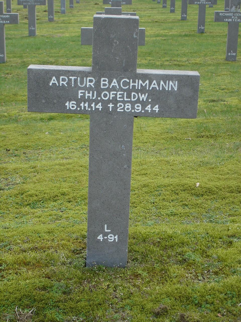 Artur Bachmann