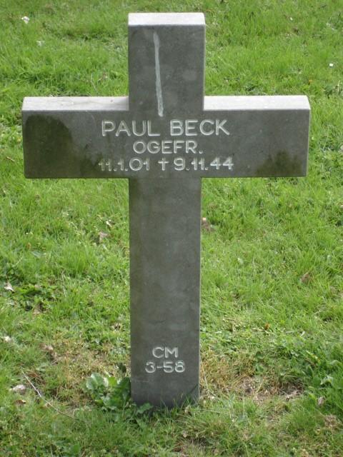 Paul Beck