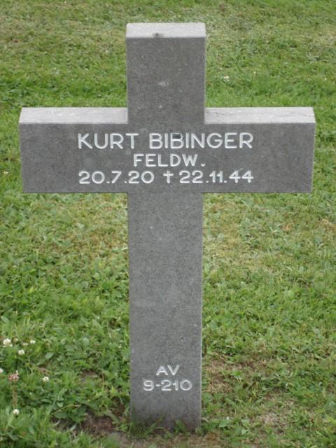 Kurt Bibinger