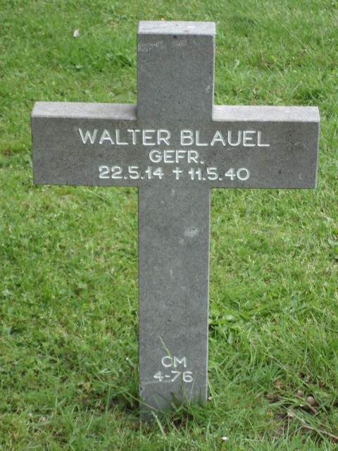 Walter Blauel