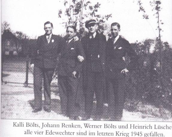 "Karl ""Kalli"" Bruno Georg Bölts"
