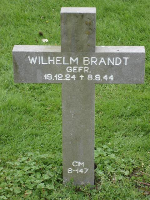 Wilhelm Brandt