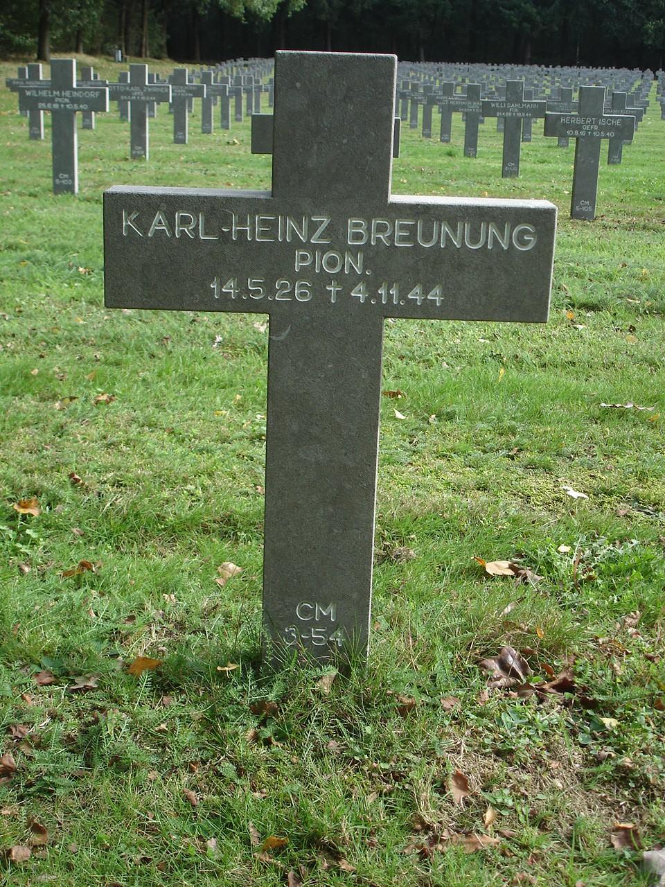 Karl-Heinx Breunung