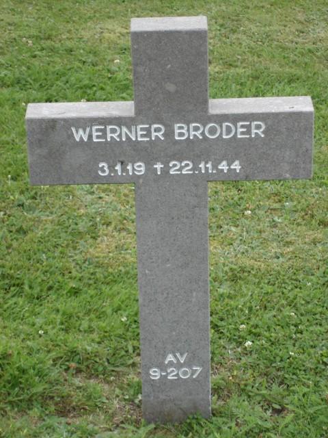 Werner Broder
