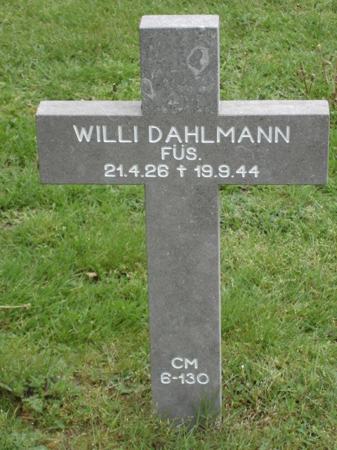 Willi Dahlmann