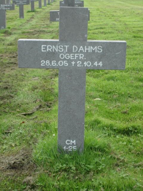 Ernst Dahms