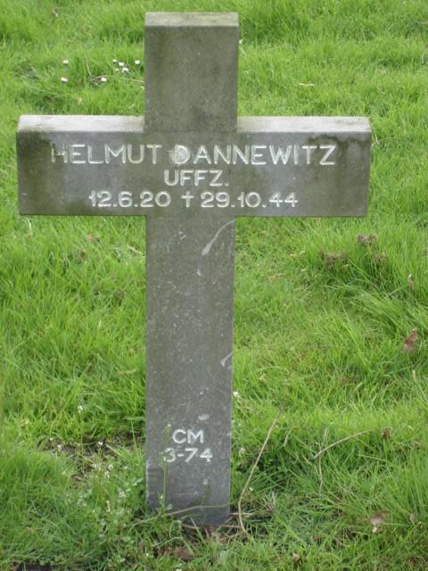 Helmut Dannewitz