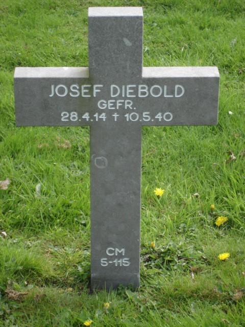 Josef Diebold