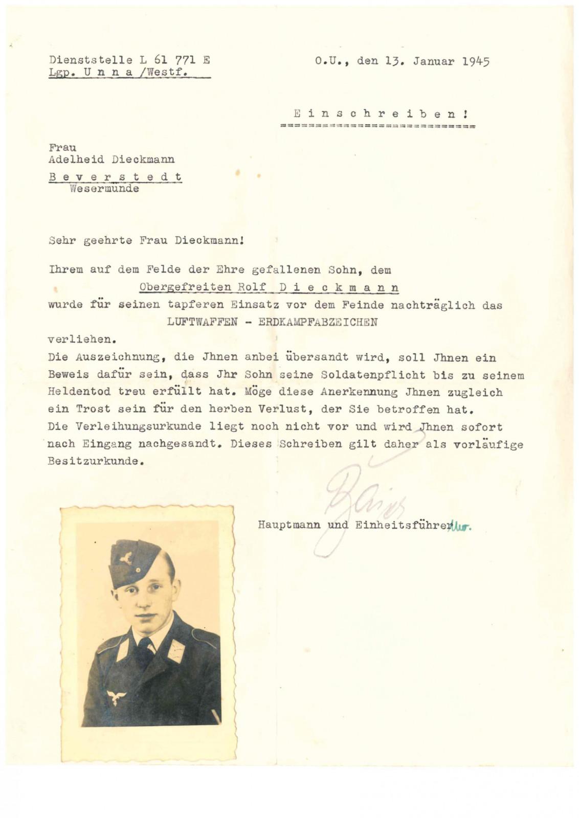Rolf Dieckmann