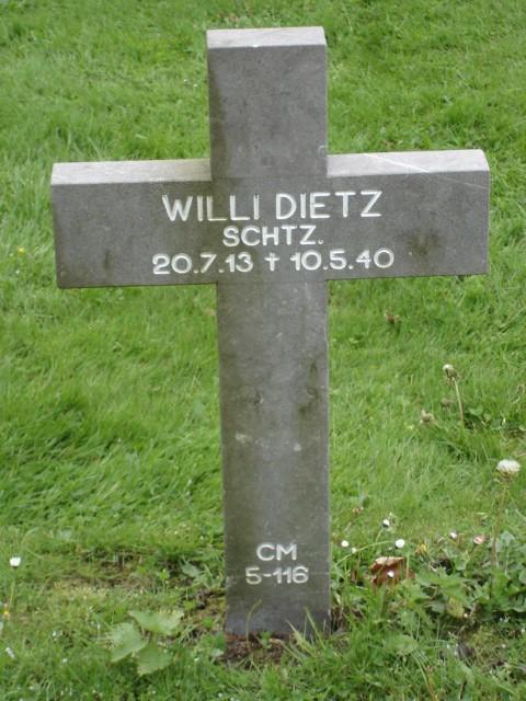 Willi Dietz