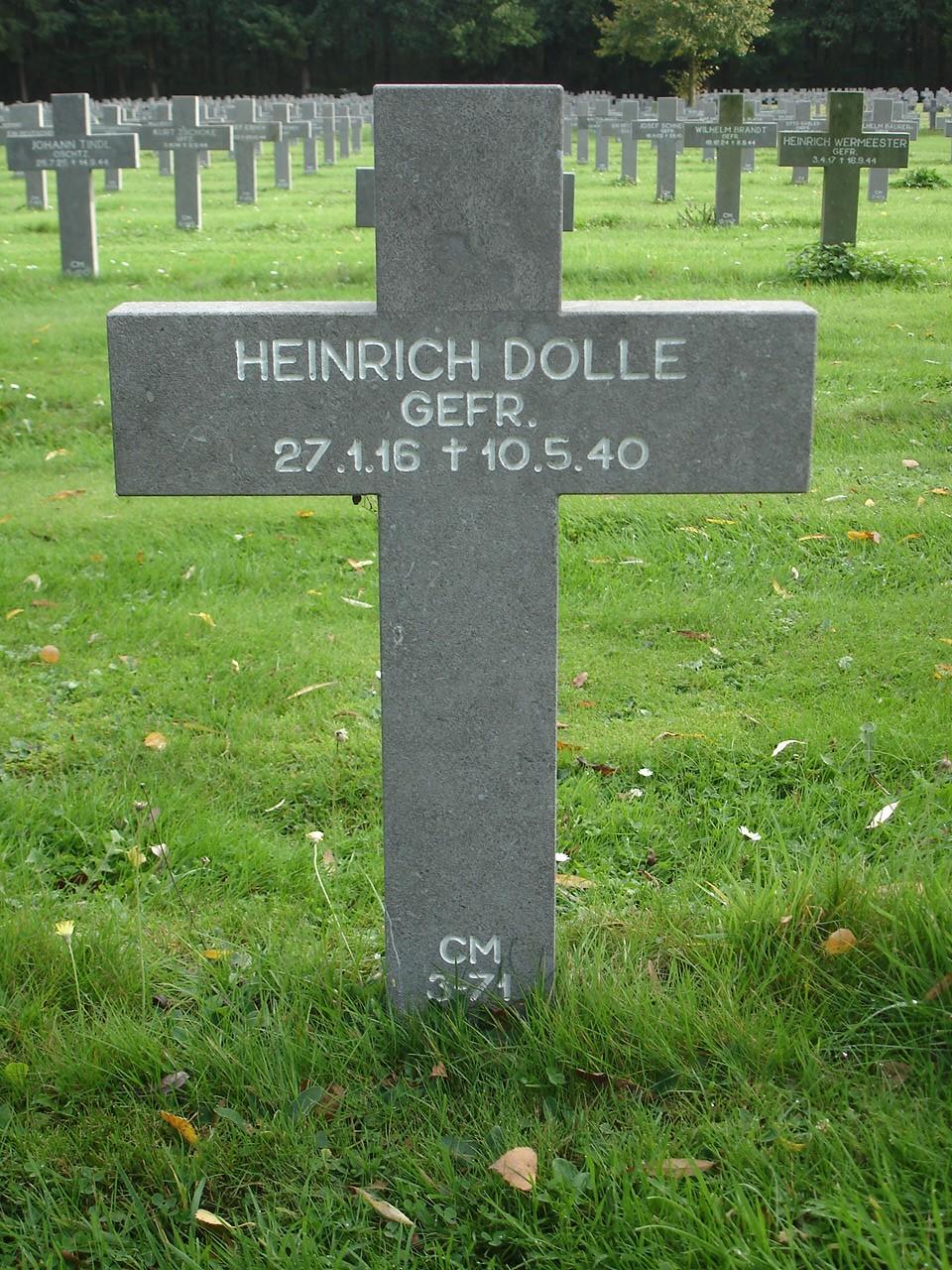 Heinrich Dolle