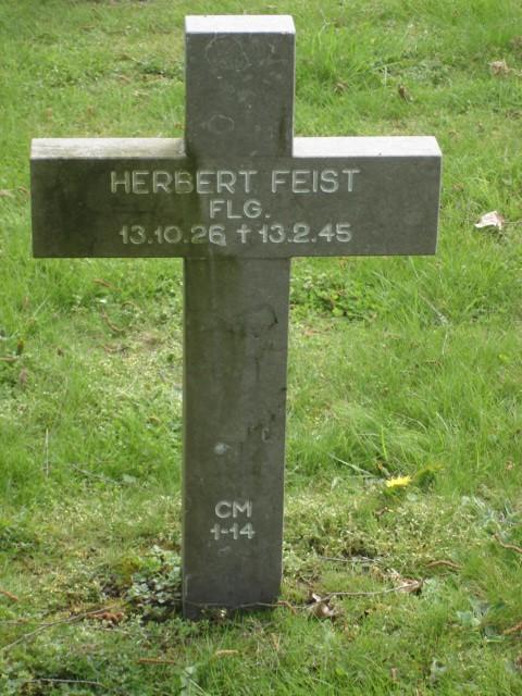 Herbert Feist