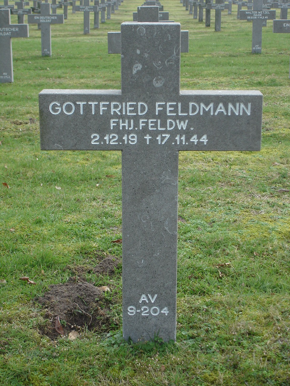 Gottfried Feldmann