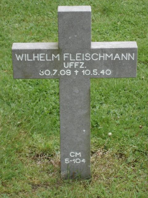 Wilhelm Fleischmann