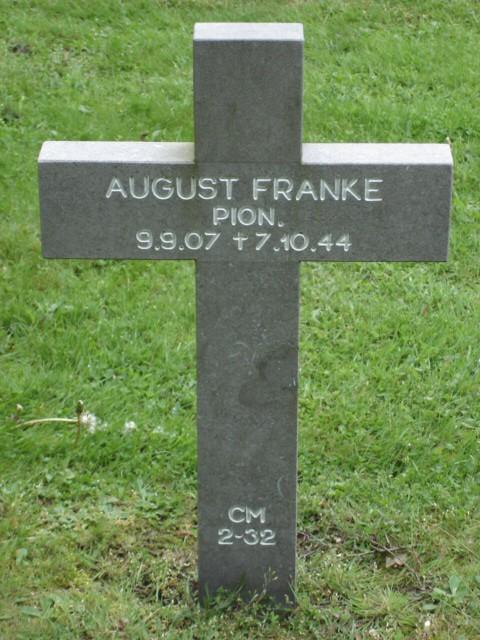 August Franke