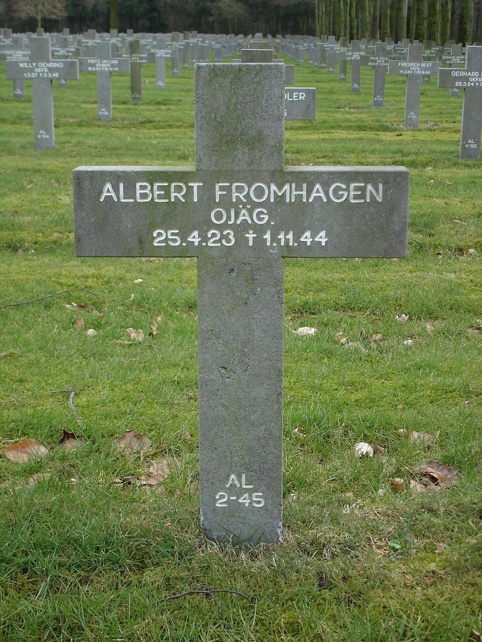Albert Fromhagen