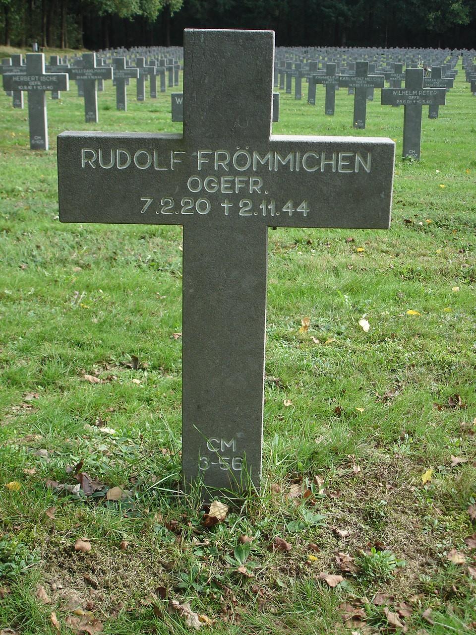 Rudolf Frömmichen