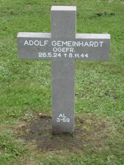 Adolf Gemeinhardt
