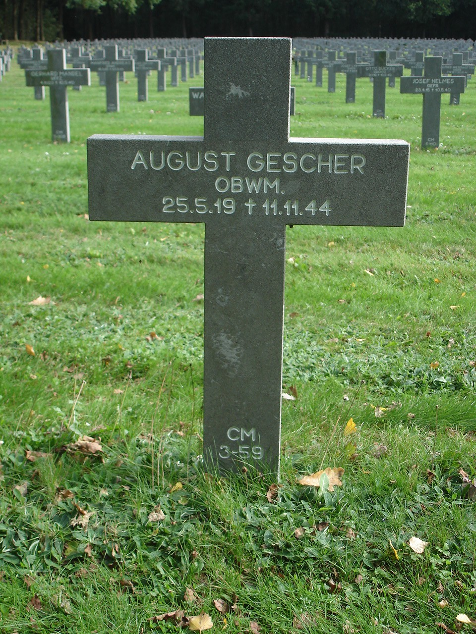 August Gescher