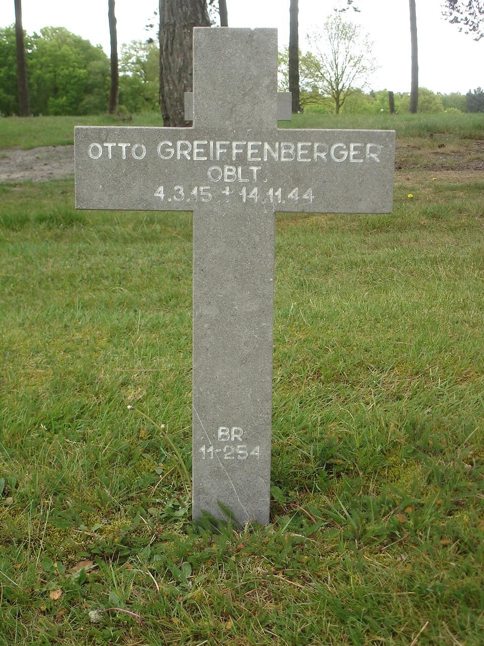 Otto Greiffenberger