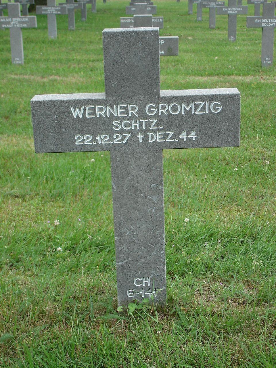 Werner Gromzig