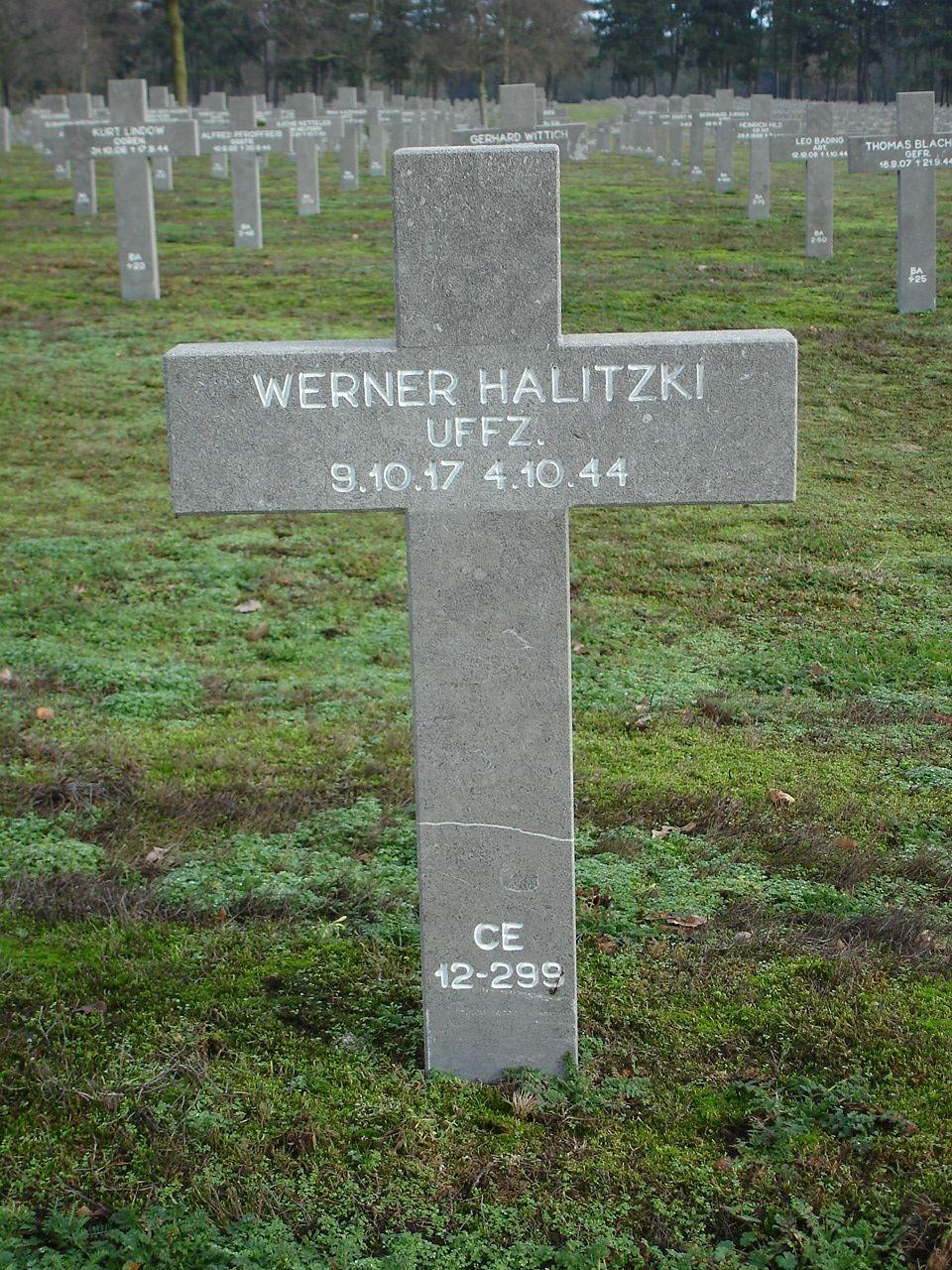 Werner Halitzki