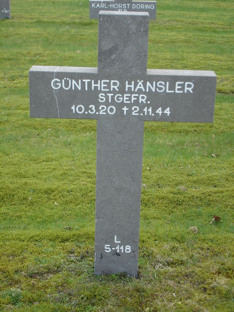 Günther Hänsler