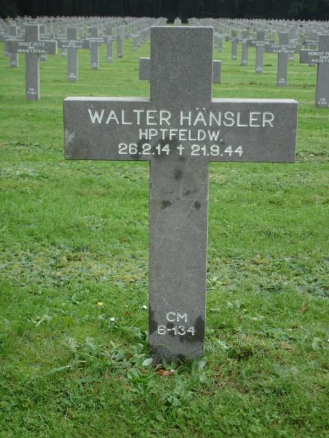 Walter Hänsler