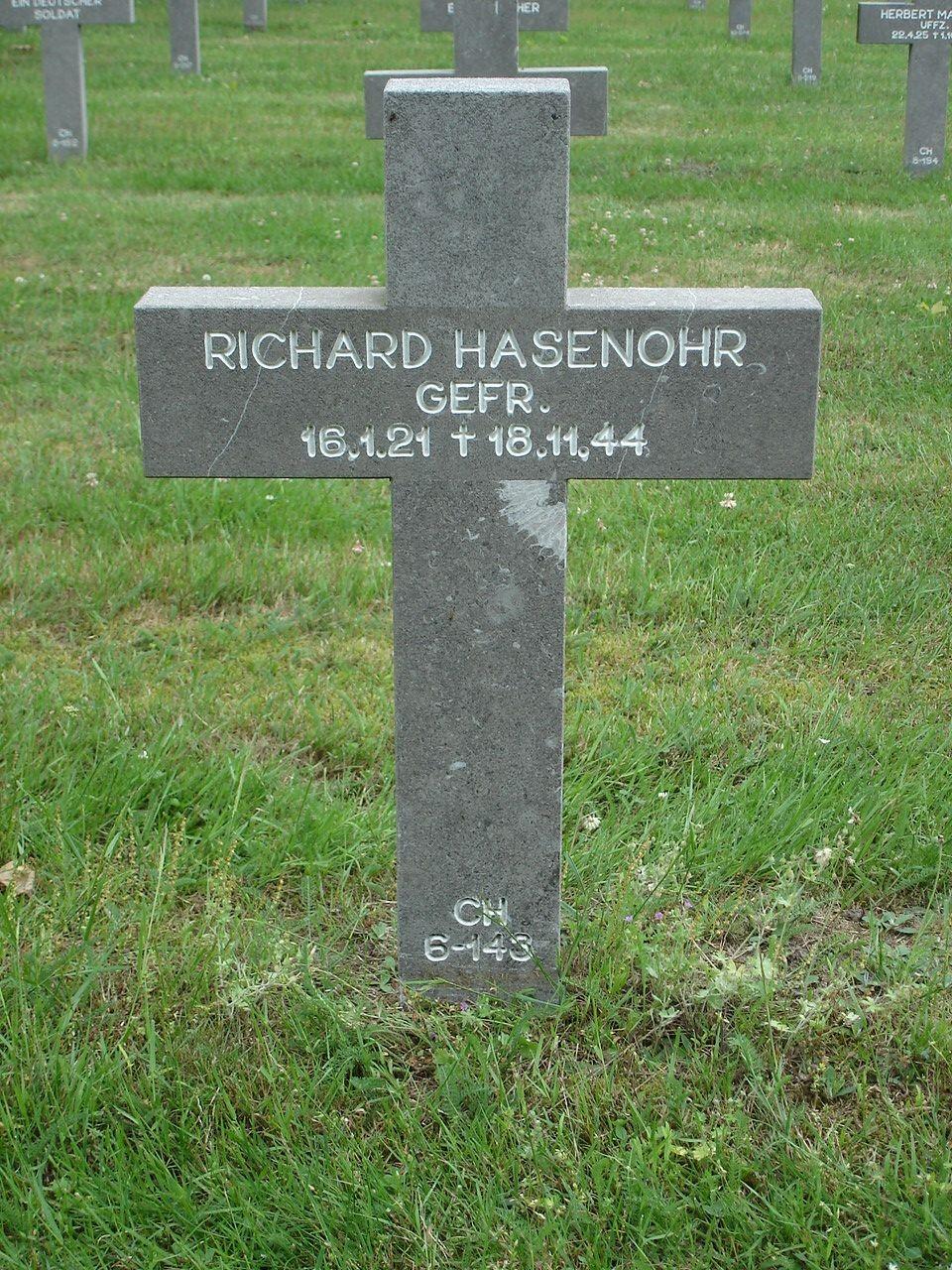 Richard Hasenohr