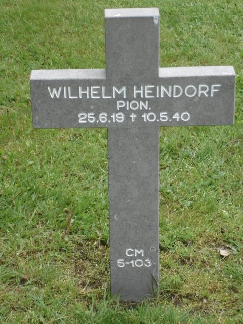 Wilhelm Heindorf
