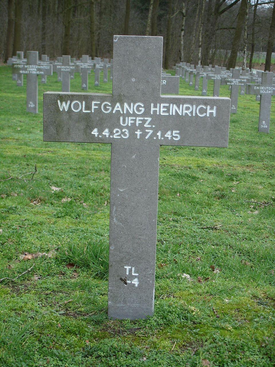 Wolfgang Heinrich