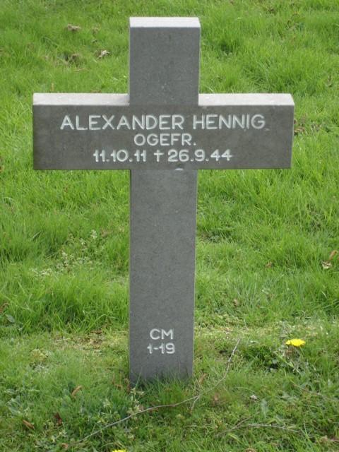 Alexander Hennig