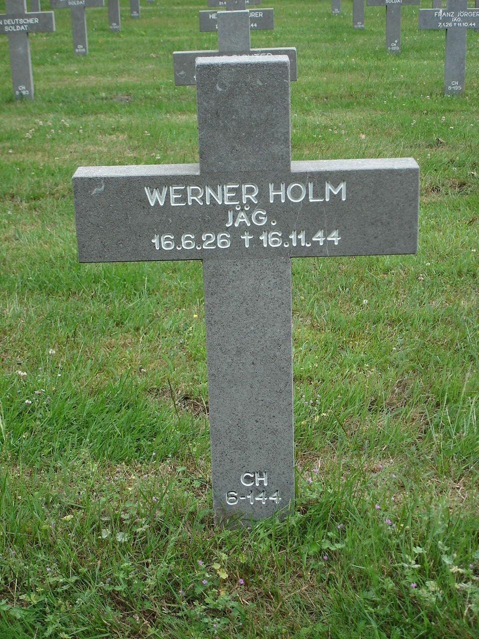 Werner Holm