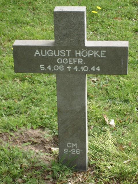 August Höpke