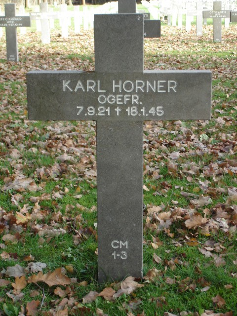Karl Horner