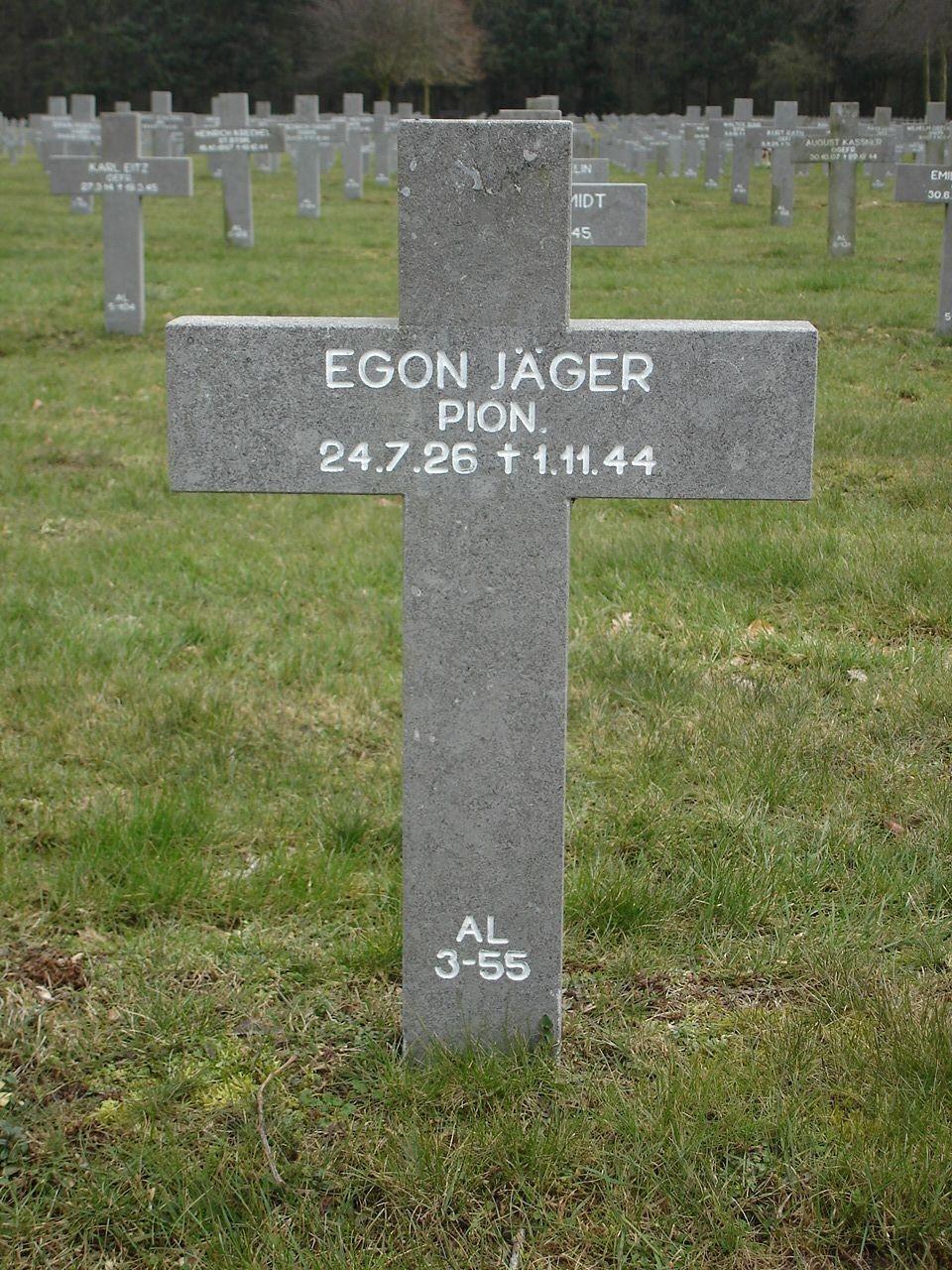 Egon Jäger