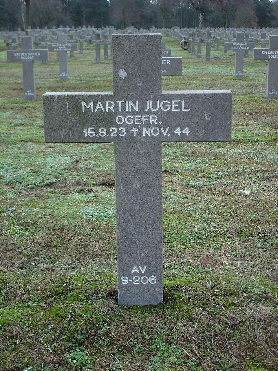 Martin Jugel