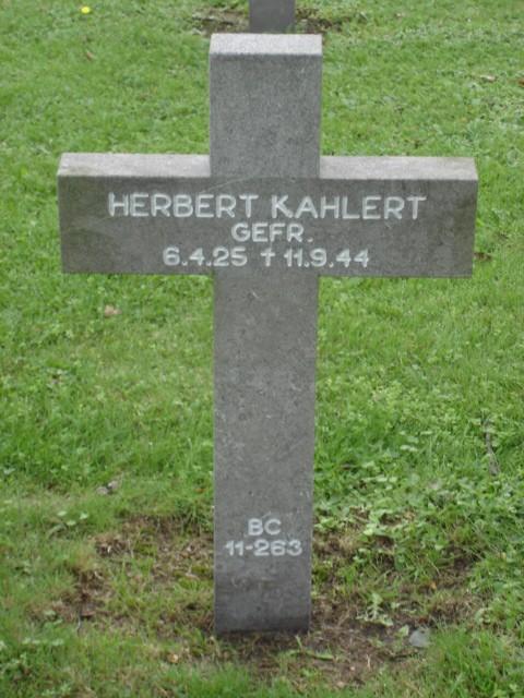 Herbert Kahlert