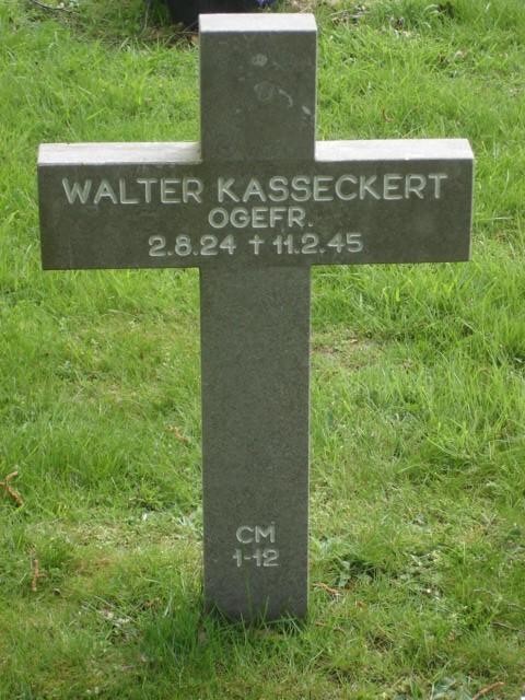 Walter Kasseckert