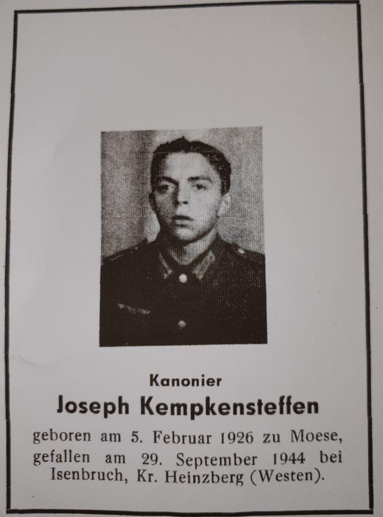 Josef Kempkensteffen